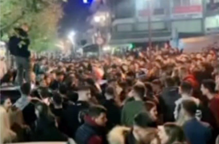 Κυψέλη: Υπαίθριο πάρτι μέχρι πρωίας – Χαμός και στο Περιστέρι