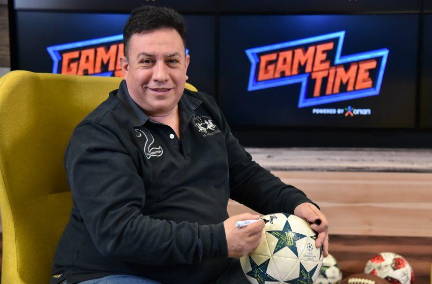 Γιάννης Δάρας στο ΟΠΑΠ Game Time: Η ΑΕΚ έχει μεγαλύτερο κίνητρο στο ντέρμπι από τον Ολυμπιακό