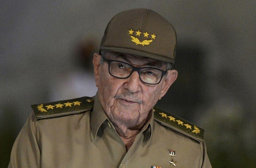 Κούβα-τέλος εποχής: Αποχώρηση Ραούλ από την ηγεσία του Κ.Κ.