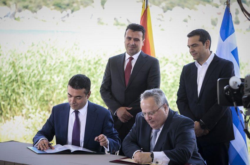 Συμφωνία Πρεσπών: Τελικά ο Άδωνις Γεωργιάδης είχε μιλήσει για προδοσία; (vid)