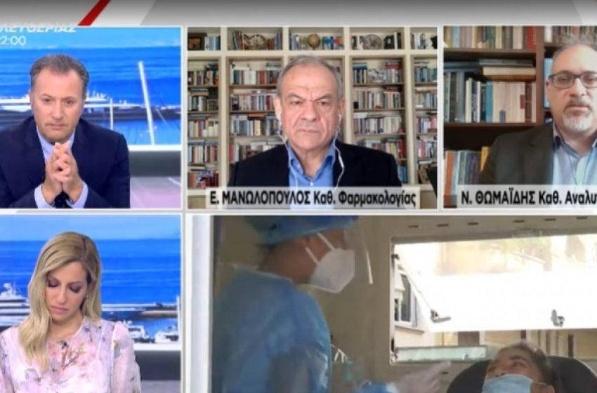 Τα λύματα στην Αττική δείχνουν μείωση κρουσμάτων πριν το Πάσχα – Ανησυχία για την Κρήτη