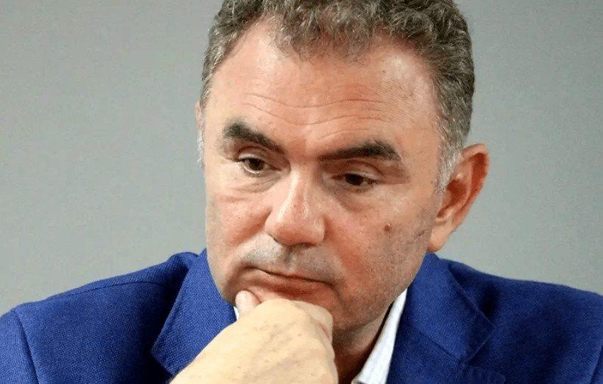 Χ. Σωτηρακόπουλος: Η συγκινητική αναφορά στην απώλεια της συζύγου του