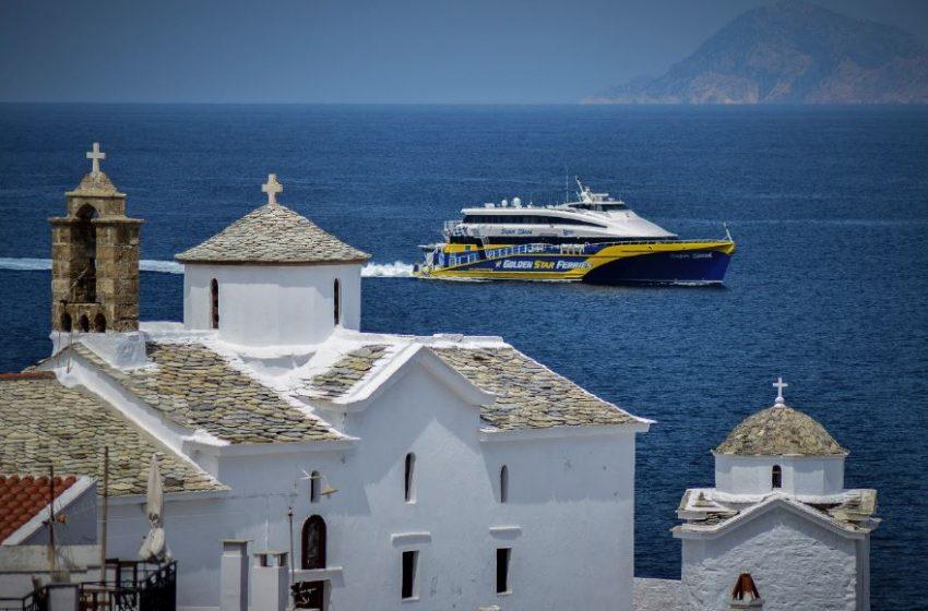 Ακτοπλοϊκή γραμμή Θεσσαλονίκης-Σποράδων με τρία δρομολόγια την εβδομάδα