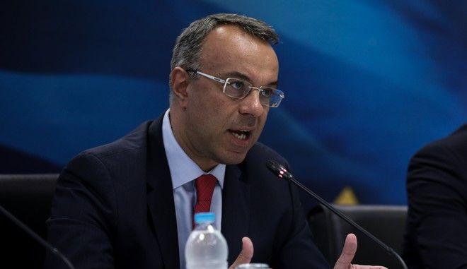 Σταϊκούρας: Ρίσκα στις καθυστερήσεις στο Ταμείο Ανάκαμψης και στο ψηφιακό ευρώ