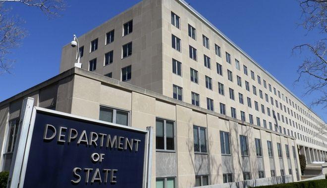 State Department για τη συνάντηση Δένδια-Τσαβούσογλου: Στηρίζουμε τις προσπάθειες για μείωση της έντασης