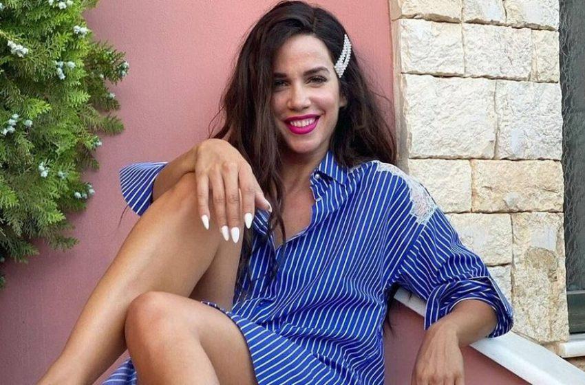 Στικούδη: Φωτογραφήθηκε στη μπανιέρα της …και έριξε το instagram