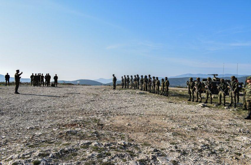 Υπεγράφη πρόγραμμα στρατιωτικής συνεργασίας Ελλάδας – Β. Μακεδονίας για το 2021