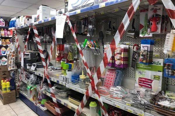 Σταμπουλίδης: Από Δευτέρα βγαίνουν και οι απαγορευτικές κορδέλες από τα ράφια των σουπερμάρκετ