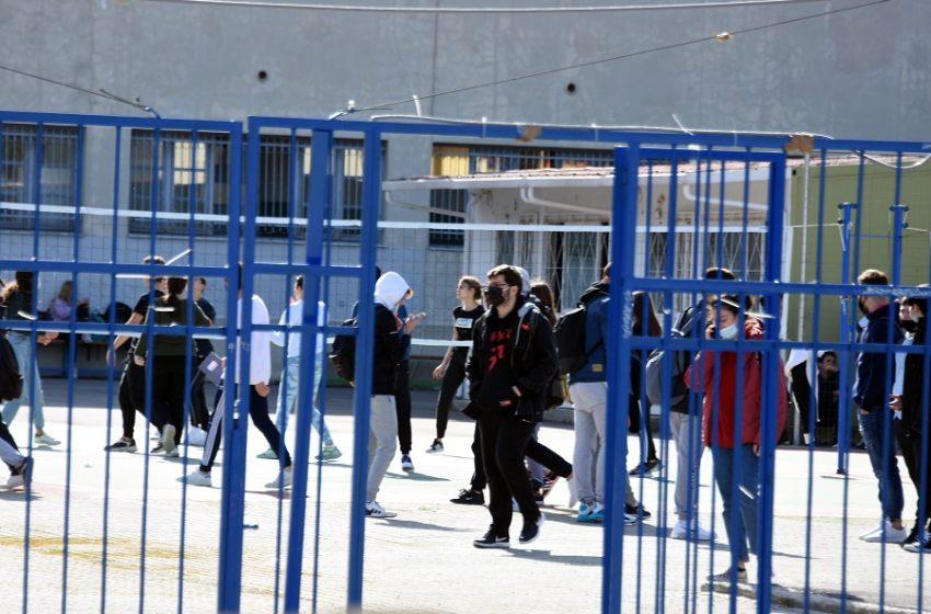 Σκέρτσος: Θετικοί στον κοροναϊό 35 μαθητές και καθηγητές μέσω των self test
