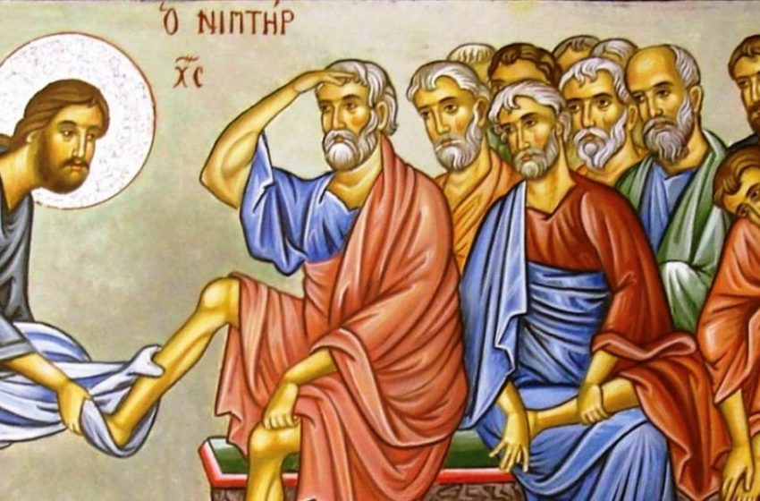 Μεγάλη Τετάρτη: Ο συμβολισμός της ημέρας