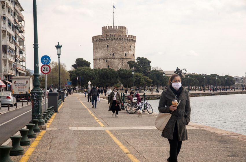 Ανοίγει το λιανεμπόριο σε Θεσσαλονίκη (μόνο με click away) και Αχαϊα – Κλειστά παραμένουν τα καταστήματα στην Κοζάνη