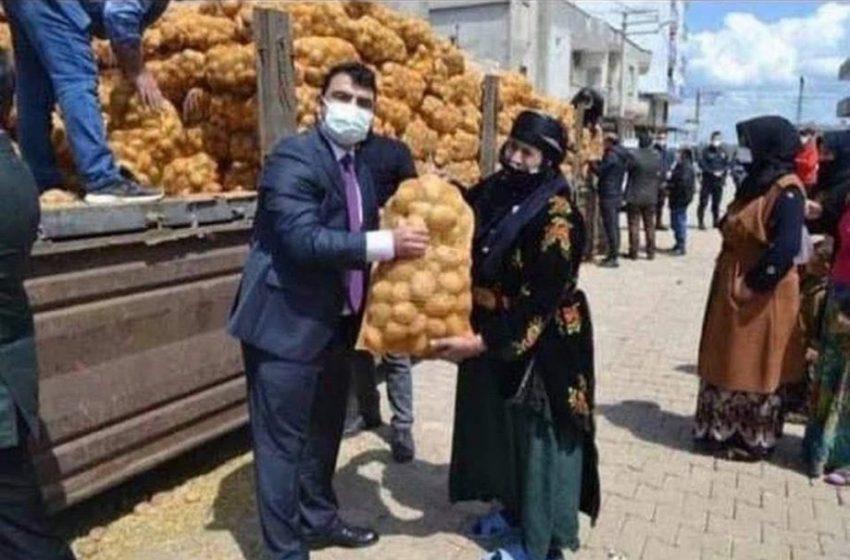 Τουρκία: Η μάχη της πατάτας (vid)