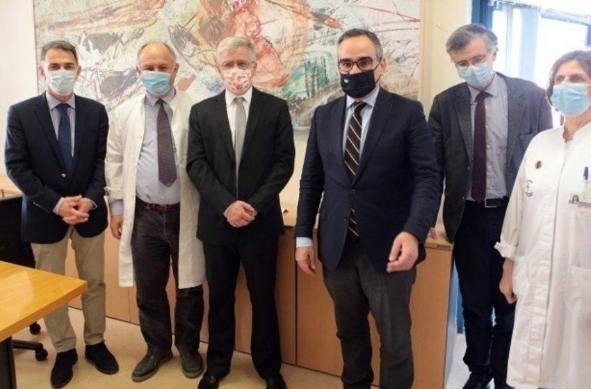 """Δοκιμές με το εισπνεόμενο φάρμακο του Ισραήλ σε """"Αττικό"""" και """"Σωτηρία"""""""
