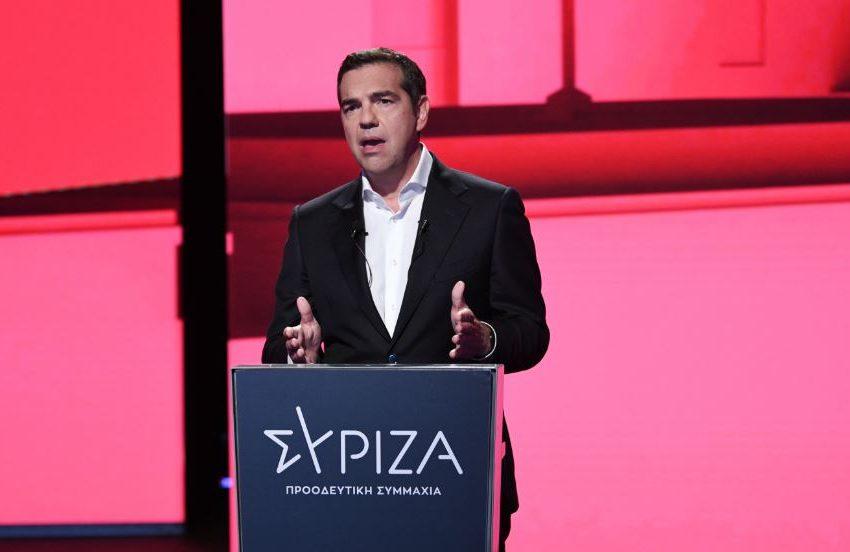 """Άρθρο Τσίπρα στο """"Trade With Greece 2021"""": Μέτρα στήριξης και ιδιωτικό χρέος για δίκαιη παραγωγική ανασυγκρότηση"""