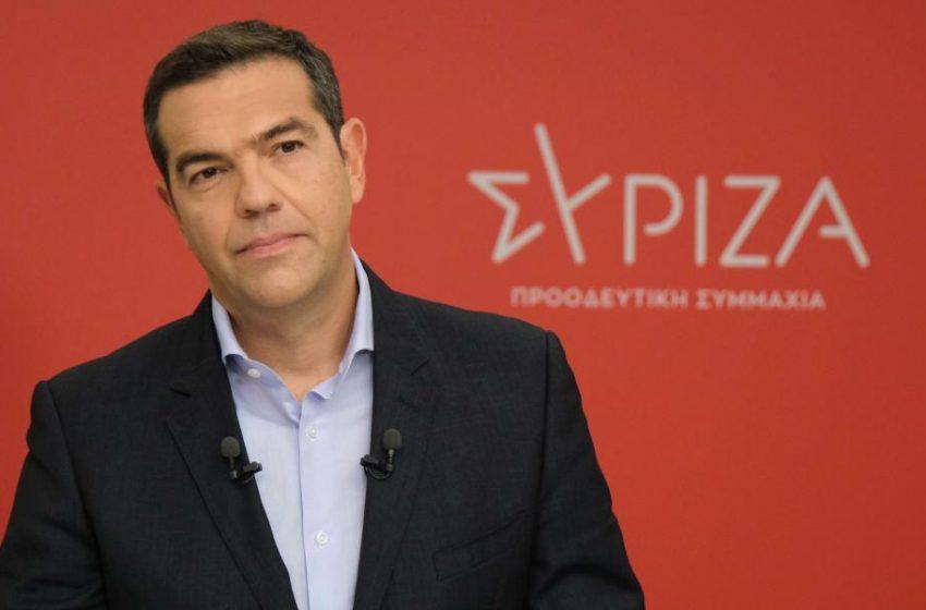 Τσίπρας: Απαράδεκτη κάθε πρόταση για δύο κράτη ή συνομοσπονδία στην Κύπρο
