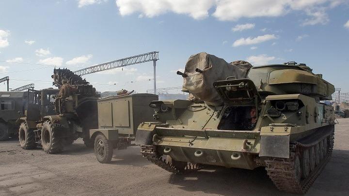 Ουκρανία: Ένας στρατιώτης σκοτώθηκε σε συγκρούσεις με φιλορώσους αυτονομιστές
