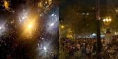 """Kορονο-πάρτι"" στις πλατείες- Χίλια άτομα στην Κυψέλη- Ανησυχία παρά την αποκλιμάκωση της πανδημίας"