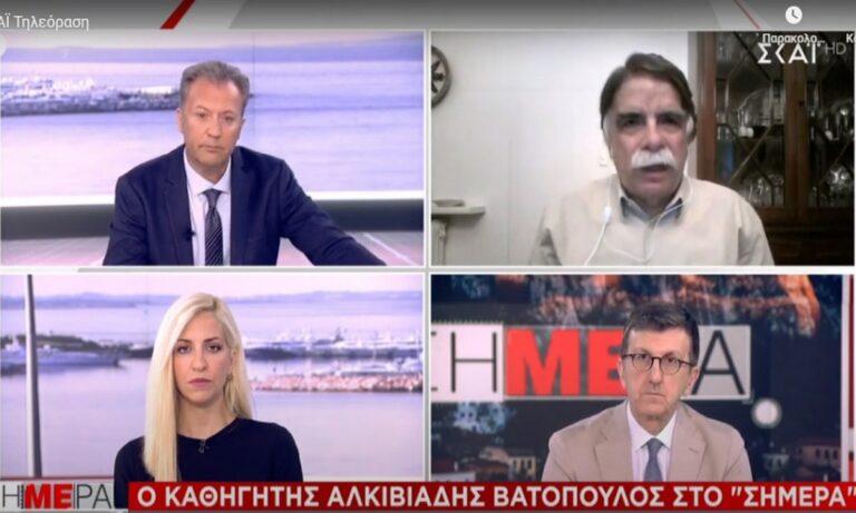 """Βατόπουλος: """"Να δημοσιεύονται τα πρακτικά της επιτροπής- Δεν έχουμε κάτι να κρύψουμε-Συμβαίνει και στην Βρετανία"""""""