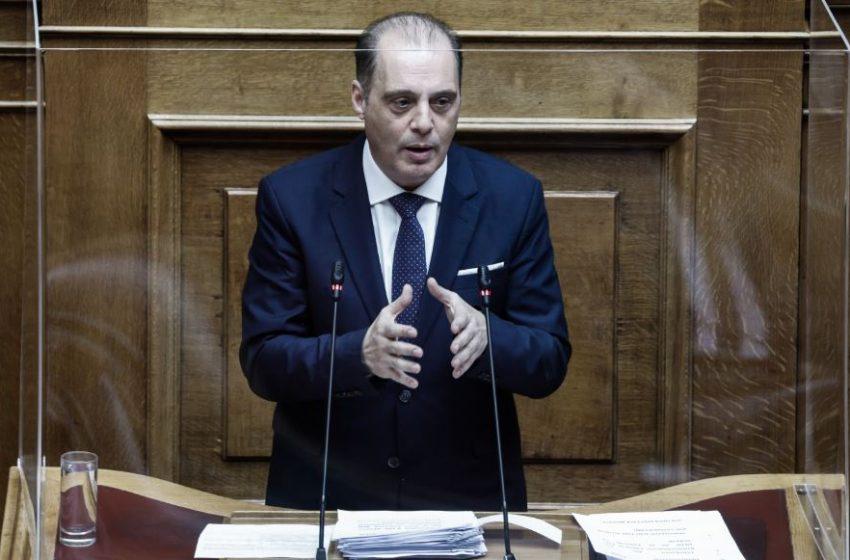 Βελόπουλος: Το lockdown ήταν η αποτυχία της κυβέρνησης