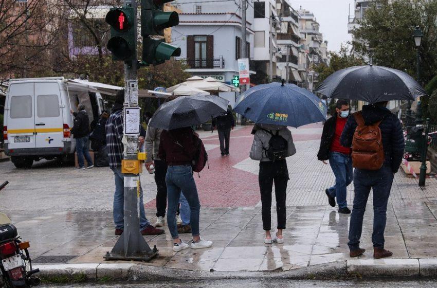 Χαλάει ο καιρός-Έρχονται βροχές και καταιγίδες