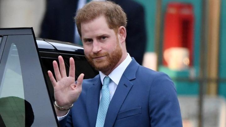 Πρίγκιπας Χάρι: Επέστρεψε στο Ηνωμένο Βασίλειο για την κηδεία του Φιλίππου