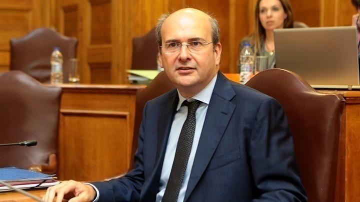 Χατζηδάκης: Μέτρο διαφάνειας και κοινωνικής δικαιοσύνης η θεσμοθέτηση της ψηφιακής κάρτας εργασίας