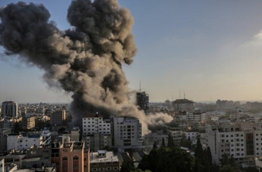 Το Ισραήλ κλιμακώνει τις επιδρομές στη Λωρίδα της Γάζας – 17 παιδιά ανάμεσα στους 67 νεκρούς