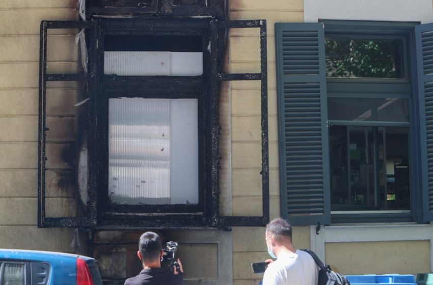 Ανάληψη ευθύνης για την επίθεση στο Γερμανικό Ινστιτούτο