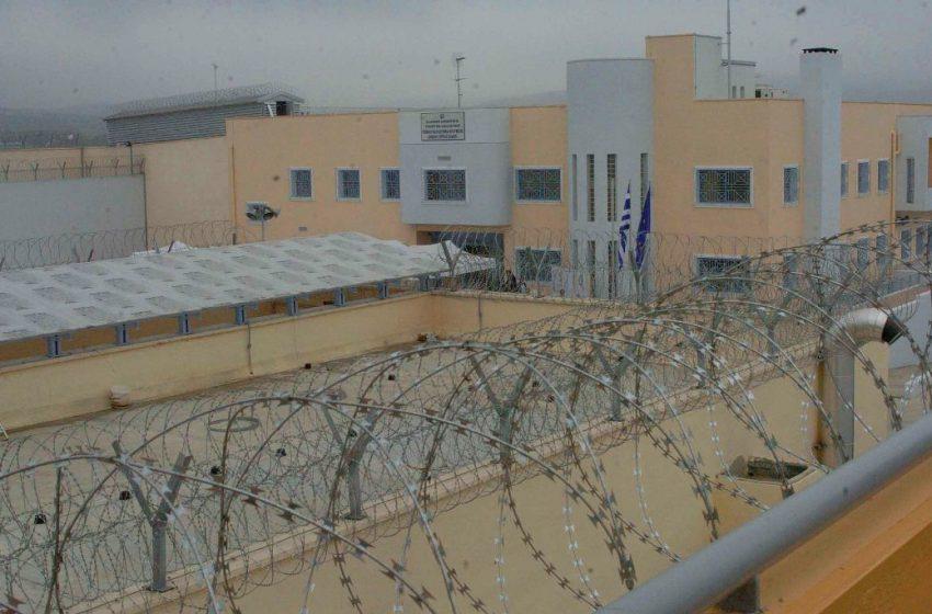 Φυλακές Δομοκού: Άγρια συμπλοκή Αλβανού βαρυποινίτη με σοβαρό τραυματισμό γνωστού αντιεξουσιαστή
