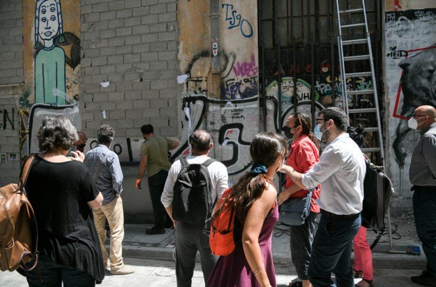 """Θέατρο Εμπρός: Μήνυση στο συνεργείο που δεν είχε άδεια από την """"Ανοιχτή Πόλη"""" – Σταμάτησε το σφράγισμα"""