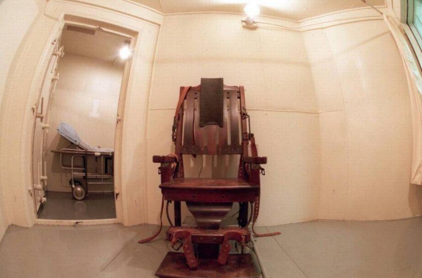 Θανατική ποινή: Ιδρύθηκε εκτελεστικό απόσπασμα στη Νότια Καρολίνα – Ηλεκτρική καρέκλα ή ένεση για τους καταδικασμένους