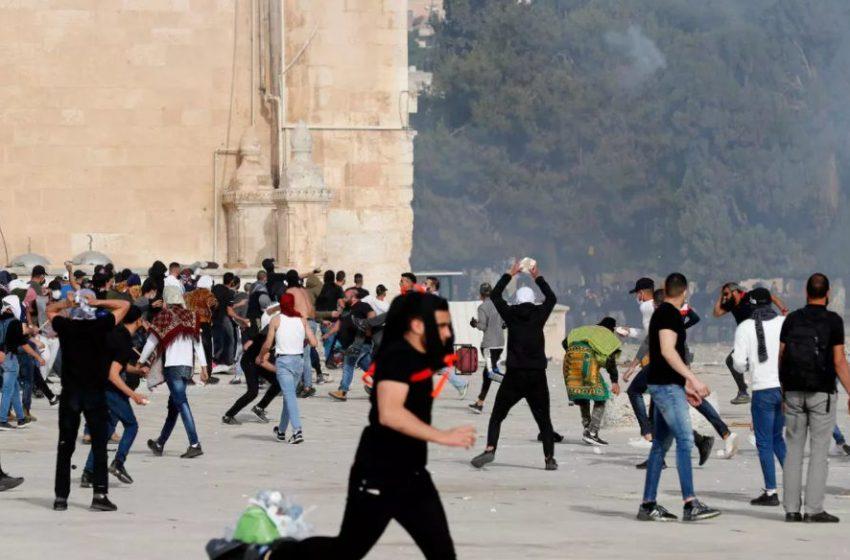 Έκτακτη σύσκεψη του ΣΑ του ΟΗΕ: Νέες σφοδρές συγκρούσεις στην Ιερουσαλήμ