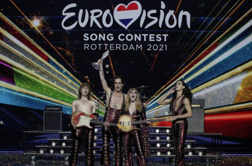 Eurovision 2021: Οι Μaneskin τραγουδούν …El Diablo