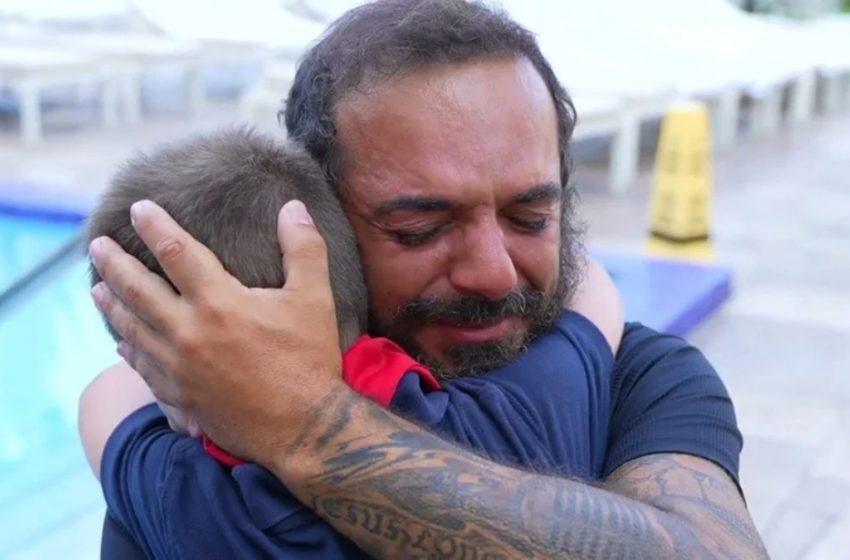 Survivor: Ξέσπασε  ο Τριαντάφυλλος με Ελληνόπουλο στο Μαϊάμι (vid)