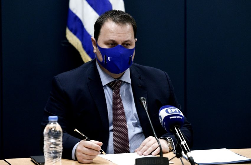 Σταμπουλίδης: Ανακοίνωσε την αποχώρησή του από το υπουργείο Ανάπτυξης
