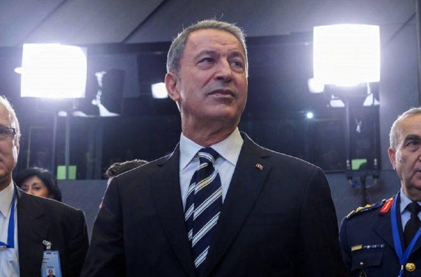 """Ακάρ: """"Η Ελλάδα προκαλεί στο Αιγαίο και την ανατολική Μεσόγειο""""- """"ΗΠΑ και ΕΕ να μην γίνονται μέρος των ελληνοτουρκικών διαφορών"""""""