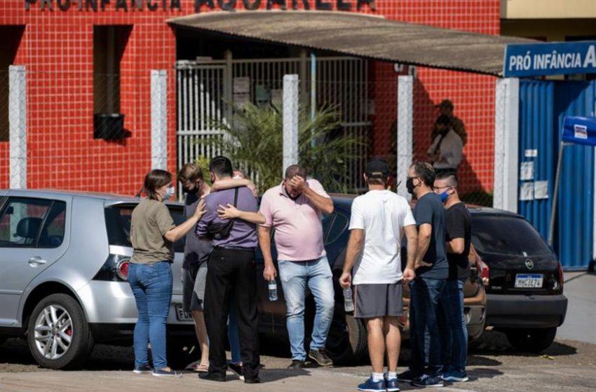 Μακελειό σε παιδικό σταθμό στην Βραζιλία από εισβολή 18χρονου με μαχαίρι