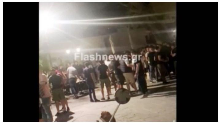 Πάρτι στα Χανιά με 300 άτομα – Δυνατή μουσική, χορός και ποτά έως τα ξημερώματα (vid)