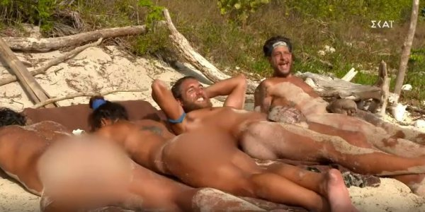 Survivor: Γυμνοί οι παίκτες μπροστά στην κάμερα