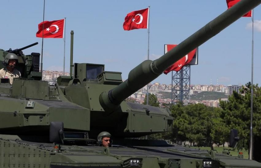 """""""Από το παράθυρο"""" η Τουρκία σε γιγαντιαίο αμυντικό πρόγραμμα της ΕΕ- Με τις ευλογίες της Γερμανίας και κατά παράβαση των όρων """"καλής γειτονίας"""""""