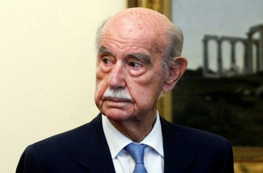 Πέθανε ο Παύλος Ιωαννίδης στενός συνεργάτης του Ωνάση