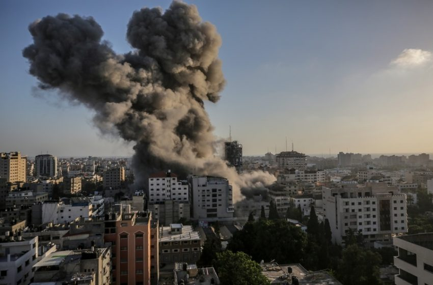 Ισραήλ: Ετοιμάζει χερσαία επέμβαση στη Λωρίδα της Γάζας