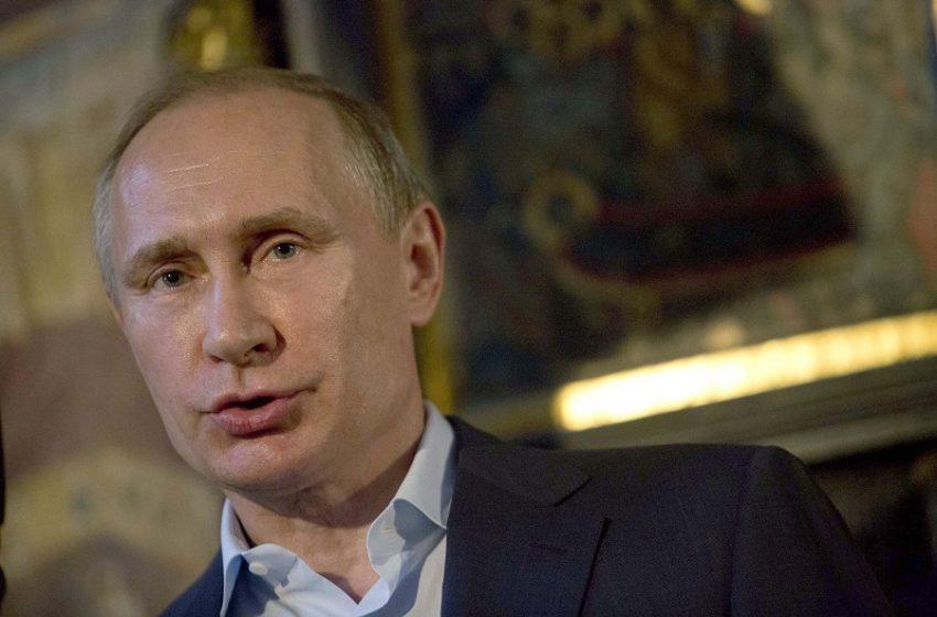 Υπέρ της άρσης της πατέντας εμβολίων ο Πούτιν