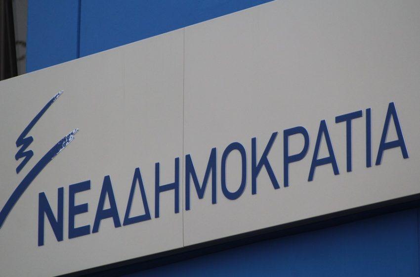 """ΝΔ: ΣΥΡΙΖΑ και Λαγός ψήφιζαν """"όχι"""" στην Ευρωβουλή για την καταδίκη του Λουκασένκο το 2020"""