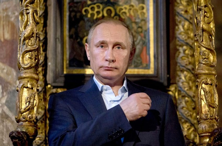 Πανηγυρικοί οι εορτασμοί για το Πάσχα στη Ρωσία – Τα μηνύματα Πούτιν και Πατριάρχη Μόσχας Κυρίλλου