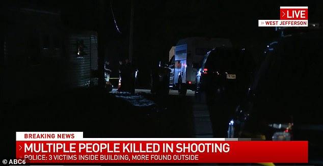Πυροβολισμοί στο Οχάιο με 3 νεκρούς