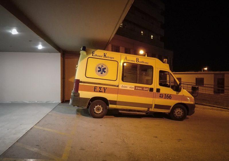 Σοβαρά τραυματίας ένας 21χρονος σε τροχαίο στο Περιστέρι