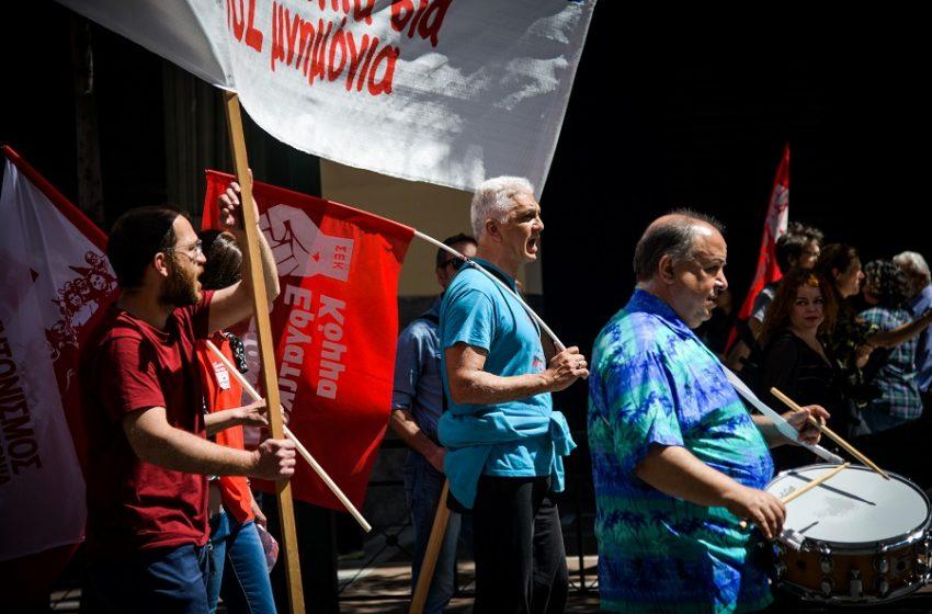 ΓΣΕΕ: 24ωρη απεργία στις 10 Ιουνίου για το εργασιακό
