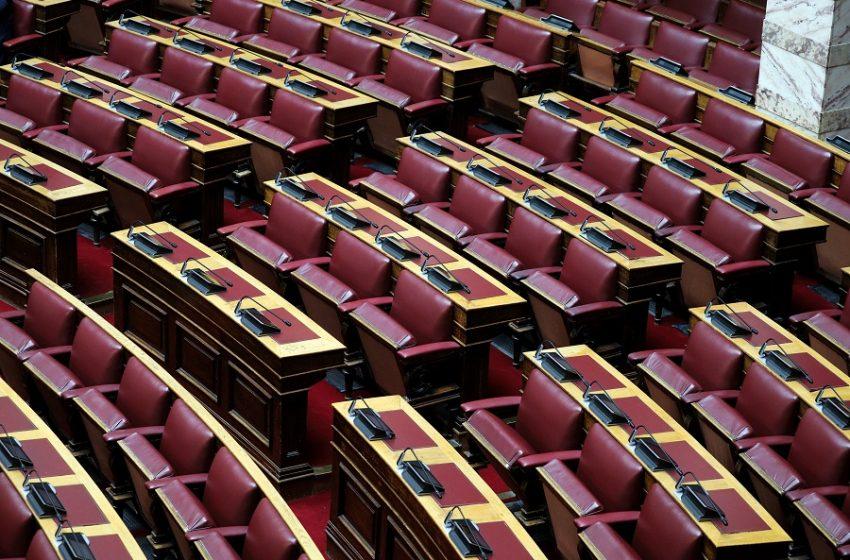 Επιστροφή του Κοινοβουλίου σε καθεστώς κανονικότητας ζητά ο ΣΥΡΙΖΑ