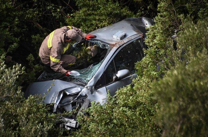 Συναγερμός στην ΕΜΑΚ: Αυτοκίνητο έπεσε στον γκρεμό – Δύο γυναίκες εγκλωβισμένες